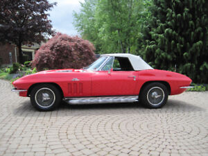 1965 or 1966 or 1967 Corvette Coup Or Roadster!!!!!!!!!!!