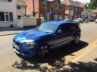 BMW One series 125D M sport 5DR....Hatchback, 2012 (12 Plate)