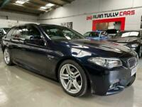 2014 64 BMW 5 SERIES 2.0 520D M SPORT TOURING 5D 181 BHP DIESEL