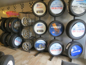 P205/55R16 NEW ALL SEASON TIRES STARTING AT $56.00 EACH AND UP