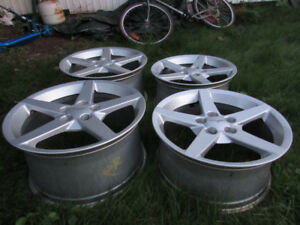 Corvette C6 Wheel set