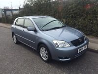 ***LOW MILAGE TOYOTA COROLLA 1.4 VVT-I COLOUR COLLECTION 1 OWNER*** £2699! *FINANCE+WARRANTIES*