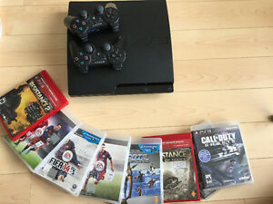 Sony PS3 320 Gb with box