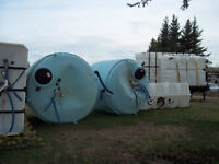 WATER / SEWAGE STORAGE TANKS ''