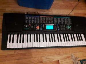 Optimus Concertmate 980 Electronic 61 Key 100 Tones Keyboard