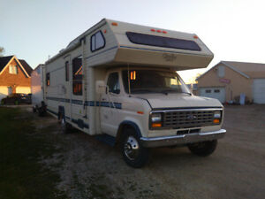 FOR SALE 1988 MOTORHOME