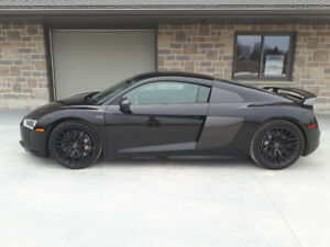 2017 Audi R8 V10 Plus *Price is negotiable*
