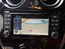2014 NISSAN NOTE 1.5 dCi Tekna 5dr Mini MPV 5 Seats