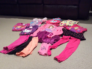 13 Gently used girl clothes size 6x Fall/Winter items (2)
