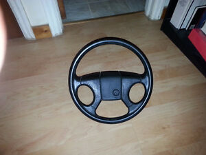VW Cabriolet Leather Steering Wheel
