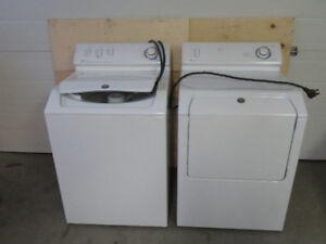 Maytag washer and dryer matching pair