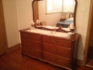 Solid Wood Gibbard Dresser
