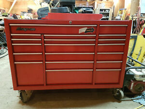 "Snap-On tool chest for sale or trade SnapOn 53"" wide KRA5319D"