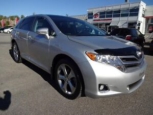 Toyota Venza V6 AWD XLE CUIR TOIT PANORAMIQUE 2014