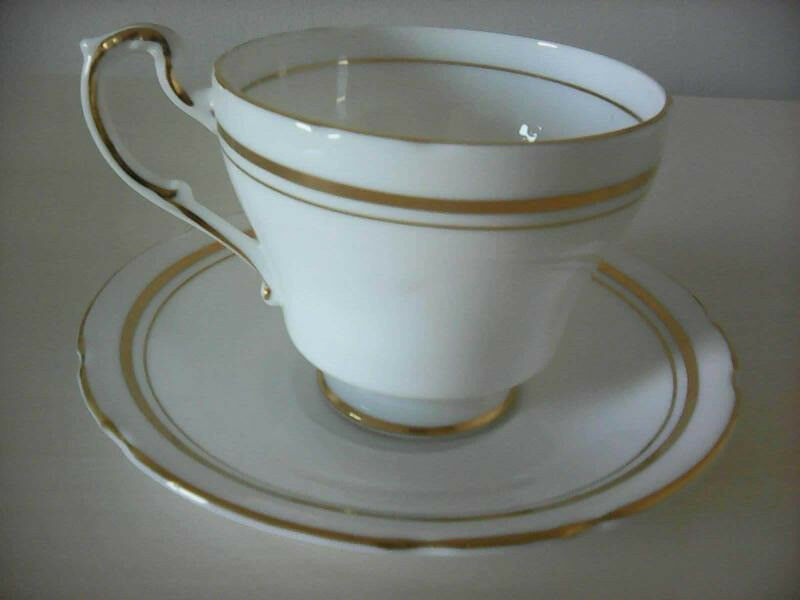 Paragon Fine Bone China Coffee Set