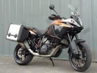 KTM 1050 ADVENTURE TOURING COMMUTING MOTORCYCLE