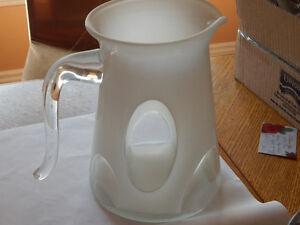 beautiful water jug