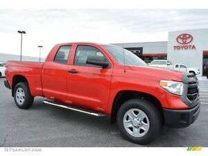 Looking for Base Model Toyota Tundra 6 passenger