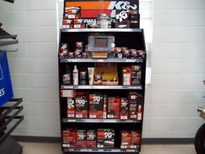 K&N Air Filters and Oil Filters