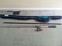 Daiwa feeder rod