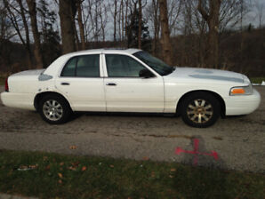 Quality 2007 Crown Victoria!