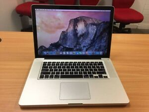 "Apple Macbook Pro 15"" i7 Excellent Condition"