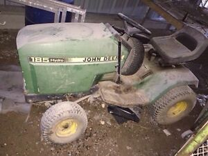 Wanted your unwanted John Deere