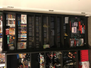 Collectibles for sale old toys and video games