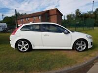 2010 VOLVO C30 1.6D D2 R-DESIGN, £30 TAX, FSH, 12 MONTHS MOT