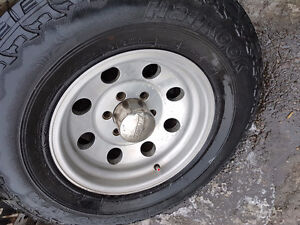 Eagle Alloys Rims 16x8 6bolt Pattern 6x139.7