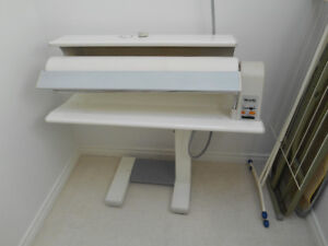 Miele Electronic B 865 Ironing Machine