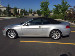2006 BMW 6 Series 2dr Cabriolet 650i Convertible