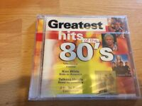 Best of 80's CD