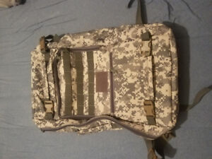 Selling my ACU Camoflauge hiking / airsoft gear