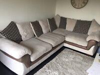Stunning Harvey's Dreamer Corner sofa