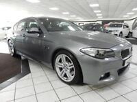 2013 13 BMW 5 SERIES 530D M SPORT AUTO FACELIFT! DIESEL