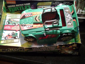 TMNT Mutations Turbo Turtle Charger
