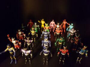 Figure Kamen Masked Rider Lot of 24 Anime Japan