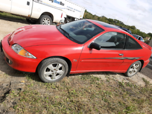 2000 SAFETIED Z24 CAVALIER ONLY 92,817KMS