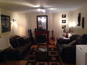 Large Furnished Apartment off Brookfield Road