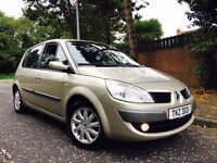 BEST 2007 RENAULT SCENIC AVAILABLE ANYWHERE JUST 51.000 MILES !!!!!