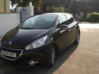 2014 Peugeot 208 1.6 e HDi Allure 5dr 5 door Hatchback