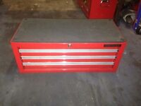 Teng tools - mid section - tool box