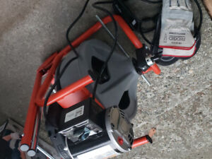 K 400 powered drainer cleaner