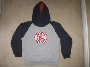 Boston Red Sox Kids Hooded Sweater