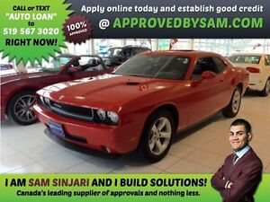 CHALLENGER - APPLY WHEN READY TO BUY @ APPROVEDBYSAM.COM