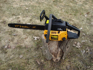 "Chainsaw - 42cc/18"" Poulan Pro PP255 (Fully Serviced)"