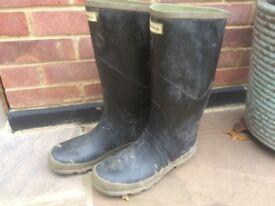 Wellington boots Hunters