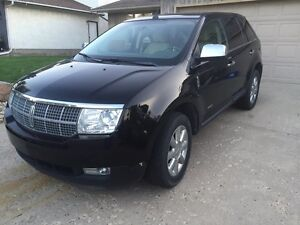 2009 Black Lincoln MKX AWD