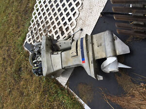 70 hp evinrude outboard engine(parts only)
